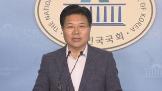 """박근혜 '친박신당' 교감?…홍문종 """"朴과 정치 논의"""""""