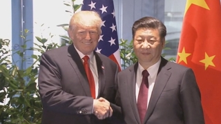 """미중 정상 통화…""""G20서 정상회담"""""""