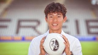 [해외축구] 정우영, 바이에른 뮌헨 떠나 프라이부르크에 새 둥지