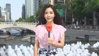 [날씨] 전국 초여름 더위…내일 중부·경북 다시 비