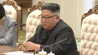 """北김정은 """"인내심 유지할 것…한반도 문제 성과 원해"""""""