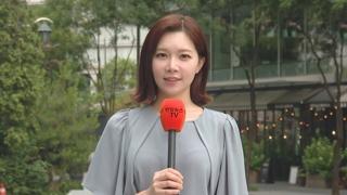 [날씨] 본격 장마 시작…제주·남해안 호우특보