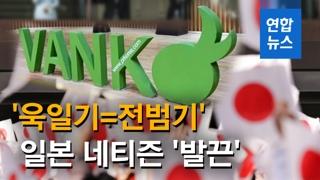 [영상] 반크 '욱일기=전범기' 영상에 일본 네티즌 댓글 공세