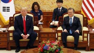 '판문점 길목' 통일대교…南北美정상회담 기대감