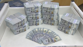 외환보유액 4,031억 달러…달러화 약세로 증가