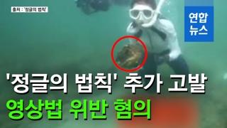 """[영상] """"관광 활동만 촬영 허가""""…'정글의 법칙' 추가 고발"""