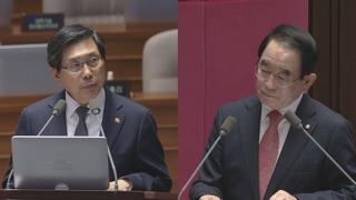 """박상기 """"윤석열 일부 혼선 해소…지명철회 건의 생각 없다"""""""