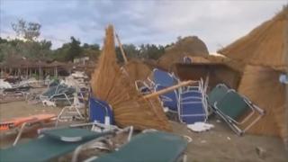 그리스 북부에 폭풍우…7명 사망·60명 부상