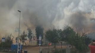 폭염에 이탈리아 남부 동시다발 산불…1명 사망