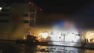 [사건사고] 인천 앞바다 여객선서 불…인명피해는 없어 外