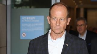 """스틸웰 美차관보 방한…""""한미관계는 지역안정·번영에 필수"""""""