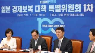 민주당 일본특위, 日수출규제 대응방안 논의