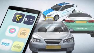 면허 매입 전제 '플랫폼 택시'…'택시기사'만 운전