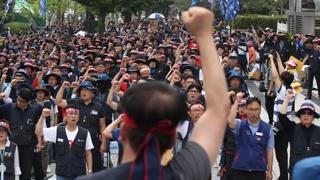민주노총 오늘 총파업…전국서 집회