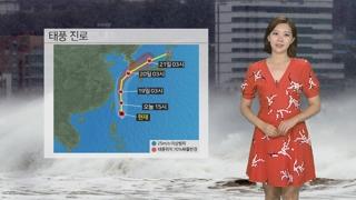 [날씨] 남부 장맛비 '최고 250㎜'…수도권 폭염주의보