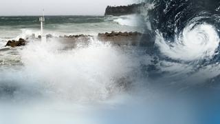 태풍 '다나스' 북상…주말 한반도 상륙 가능성