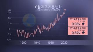 """""""지구촌 7월 기온 사상 최고 예고""""…북극이 21도"""