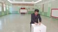 Corea del Norte celebra elecciones para elegir a los diputados para asambleas lo..