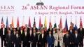 Los ministros del ARF aplauden la reunión entre Kim y Trump en la DMZ esperando ..