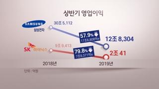 삼성·하이닉스반도체 실적감소…경기도 지자체 '비상'