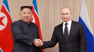 러시아, 2차대전 승전 기념식에 김정은 초청