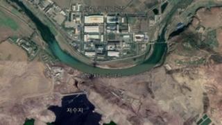 """RFA """"北우라늄 공장 폐기물 서해 유입 가능성"""""""