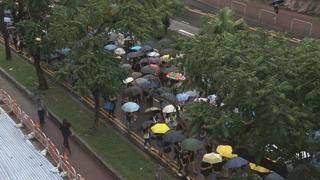 오늘 홍콩 대규모 집회…시위 장소 아직 한산