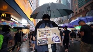中 무력개입 우려속 대규모 집회…홍콩 사태 분수령
