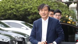 """조국, 가족 의혹 확산에 """"청문회 열면 해명"""""""