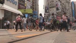 평온 찾은 홍콩…평화 시위 마치고 다시 일상으로