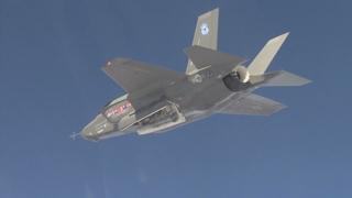 F-35A 스텔스기 4대 이번 주 도착…총 8대 보유
