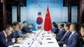 Los cancilleres de Corea del Sur y China discuten las maneras de reforzar las re..