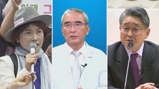 '위안부 명예훼손' 주옥순·이영훈·지만원 피고발