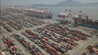 """""""미국 추가관세 땐 중국 경제성장률 6% 아래로 추락"""""""