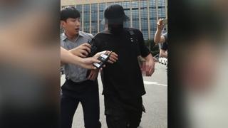'일본여성 위협' 한국남성 입건…폭행·모욕 혐의
