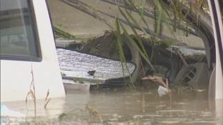日규슈 '기록적 폭우'로 85만명 대피
