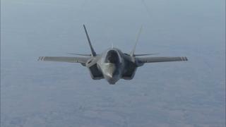 다음 달 1일 국군의 날 행사에 F-35A 참가