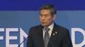 El jefe de Defensa promete un fuerte poder militar para garantizar la paz