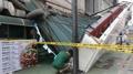 Corea del Sur se esfuerza para recuperarse del daño causado por el tifón Linglin..