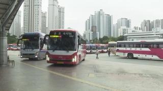 고속버스 상행선 일부 매진…이 시각 고속터미널