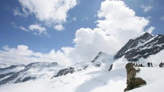 """""""알프스 최대 빙하, 2100년엔 거의 다 녹아 사라질 수도"""""""