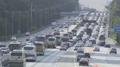 La congestión del tráfico se mantiene el último día de la festividad de Chuseok