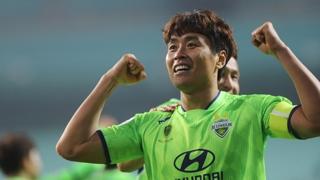 [프로축구] 전북 선두 질주…이동국 결승골