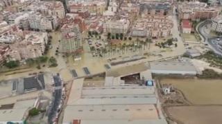 스페인 남서부 홍수…6명 사망·이재민 3천500명