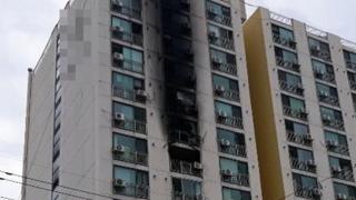 추석날 어머니 아파트에 불 지른 40대 영장