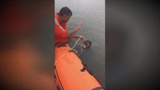 인도 남동부 관광선 침몰…12명 사망·35명 실종
