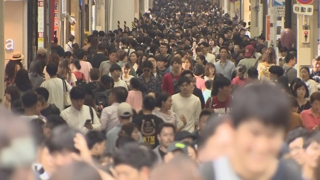 日 노인 비율 28.4% 세계 최고…韓 15.1%