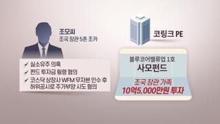 '조국 가족펀드 의혹' 5촌조카 오늘 영장심사