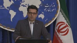 """이란 """"사우디 석유시설 공격에 이란 역할 주장, 근거 없다"""""""