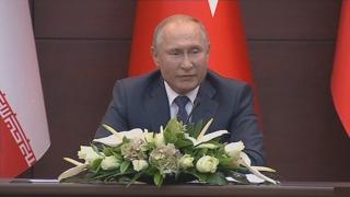 푸틴, 사우디에 러시아제 방공미사일 구매 제안